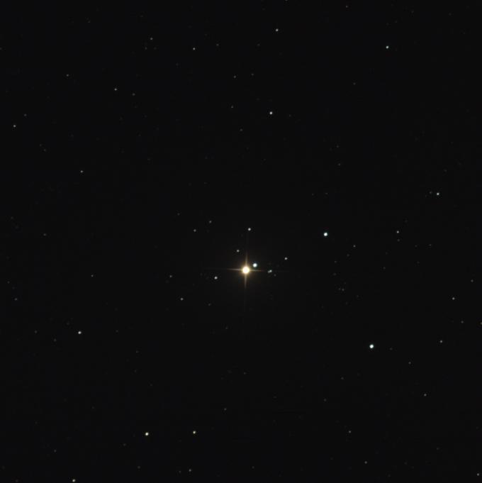 multi-star system Miram aka eta Persei