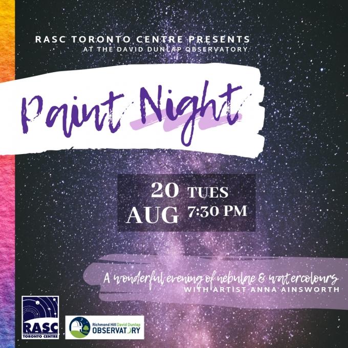 DDO Paint Night 20 Aug 2019